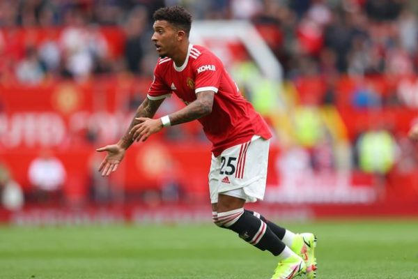 Luke Shaw is confident Jadon Sancho will rise to the top of his career