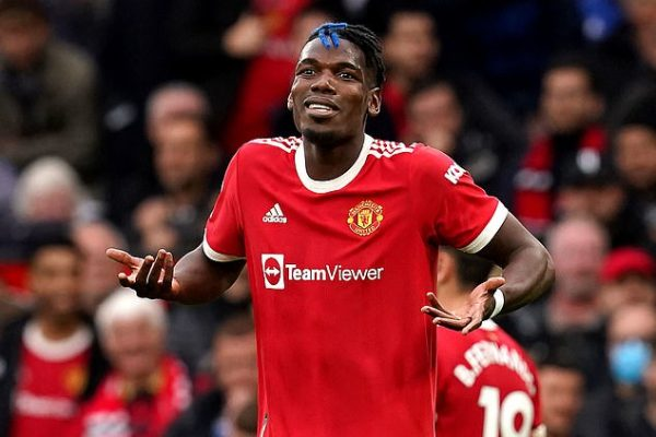 L'Equipe reveals Pogba is ready to extend his Red Devils contract