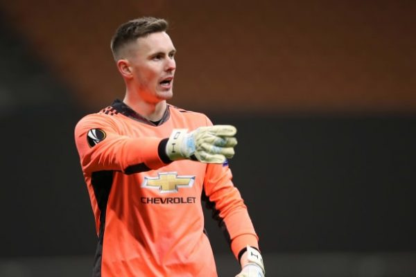 Manchester United goalkeeper Dean Henderson has pointed out that fans have not seen his best form yet.Ready to strive to continue to prove the value to the team.