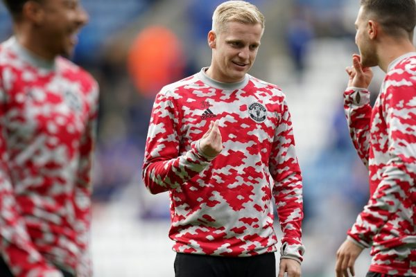 Gary Neville has pointed out Donny van de Beek